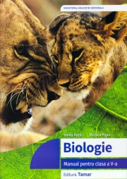 Biologie manual pentru clasa a V-a. Contine editie digitala