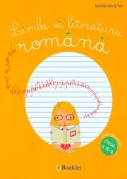 Limba și literatura română – caiet de lucru pentru clasa a III-a
