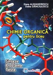 Chimie organica - culegere de probleme pentru clasele X-XII