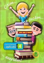 Caiet de lectura - Citim, ne jucam, exersam pentru clasa a IV-a