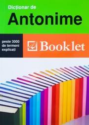 Dictionar de antonime (peste 3000 de cuvinte)