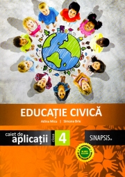 Educatie civica caiet de aplicatii, pentru clasa a IV-a