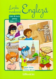 Limba modernă engleză. Manual pentru clasa a III-a (sem. I)