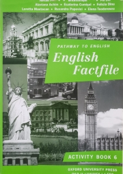 English Factfile ,Activity book 6