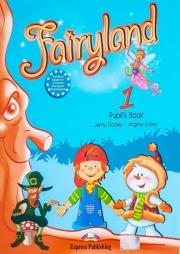 Fairyland 1, Pachetul elevului (Manual+Audio CD) Curs de limba engleza pentru clasa I-a