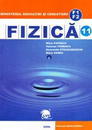 Fizica (F1, F2) -Manual pentru clasa a XI-a