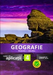 Geografie caiet de apicatii clasa a IV-a