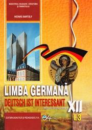 Limba germana (L3) - manual pentru clasa a XII-a