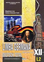 Limba germana (L2) - manual pentru clasa a XII-a