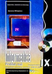 Informatica - manual pentru clasa a IX-a - profil real C++