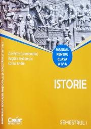 Istorie - Manual pentru clasa a IV-a, semestrul I si semestrul al II-lea - Contine editia digitala (Zoe Petre)