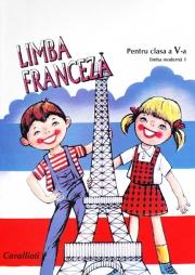 Limba franceza. Manual pentru clasa V-A, Limba1