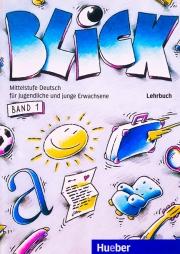 Limba germană, Manual pentru clasa a VIII-a. Uite, manualul volumului 1
