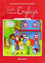 Limba moderna Engleza clasa IV semestrul I