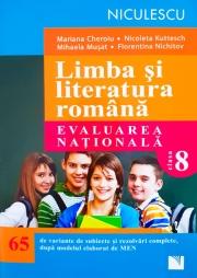 Limba si Literatura Romana Evaluare Nationala
