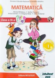 Manual Matematica - Clasa III - Semestru I