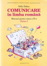 Manual de Comunicare pentru clasa II - semestrul I - semestrul al II-lea (cu editie digitala)