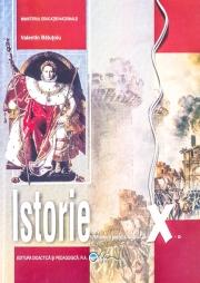Manual istorie - clasa a X-a