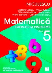 Matematica. Exercitii si probleme pentru clasa a V-a - Editie 2016