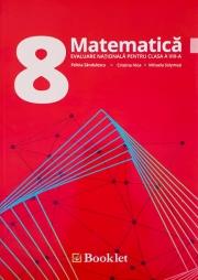 Matematica, evaluare nationala pentru clasa a VIII-a