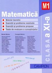 Matematica M1, Clasa a XI-a. Culegere de exercitii si probleme