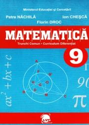 Matematica(TC+CD)- Manual pentru clasa a IX-a