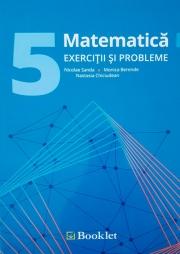 Matematica pentru clasa a 5-a - Exercitii si probleme