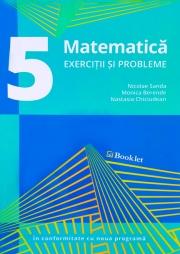 Matematica pentru clasa a V-a, exercitii si probleme