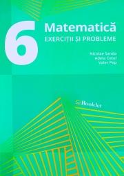 Matematica pentru clasa a VI-a, exercitii si probleme