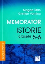 Memorator de istorie pentru clasele a V-a si a VI-a