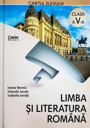 Limba si literatura romana, caietul elevului pentru clasa a V-a