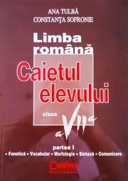 Caietul elevului clasa a VII-a - Gramatica