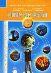 Manual pentru clasa a IV-a.Stiinte ale naturii.