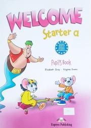 Welcome Starter A. Student book - Engleza pentru clasa I