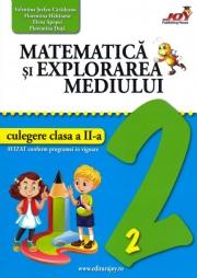 Matematica si explorarea mediului. Culegere pentru clasa a II-a