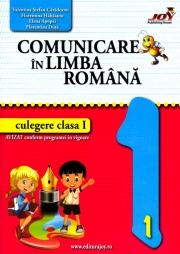 Comunicare in limba romana pentru clasa I culegere
