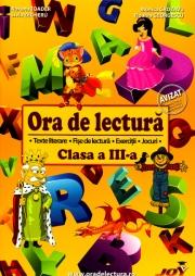 Ora de lectura - Clasa a III-a