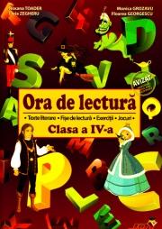 Ora de lectura - Clasa a IV-a