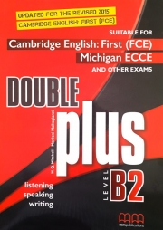 Double plus level B2 Studen't Book