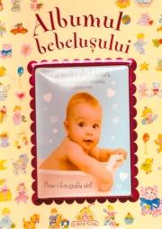 Albumul bebelusulu (roz)