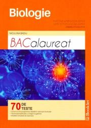 Biologie- Bacalaureat-70 de teste-Anatomie si fiziologie umana, Genetica si Ecologie Umana, Clasele XI-XII