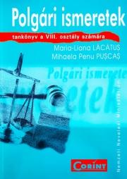Cultură civică (lb.maghiară) -Manual pentru clasa a VIII-a