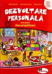 Dezvoltare personală – caiet pentru clasa pregătitoare