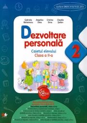 Dezvoltare personala - caietul elevului pentru clasa a II-a