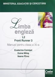 Manual limba engleza pentru clasa a XI-a, Limba 2 (Front Runner 3)