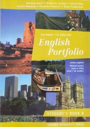 English Portfolio Student s Book 8. Manual de limba Engleza pentru clasa a VIII-a