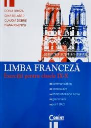 Limba franceza. Exercitii pentru clasele 9-10
