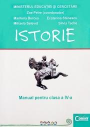 Istorie- Manual pentru clasa a IV-a, (Zoe Petre)