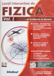 Lectii interactive Fizica (vol. 1)