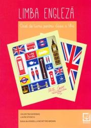 Limba engleză – caiet de lucru pentru clasa a VII-a